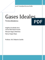 Rubricas Gases Ideales
