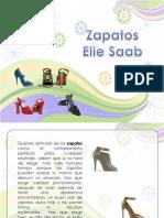 Zapatos Elie Saab
