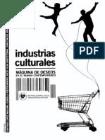 Varios - Industrias Culturales