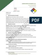Ficha Seguridad Acido Ascorbico