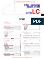 Lubricating System - Primera P11