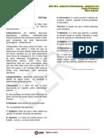Aula 01 - Tipologia Textual