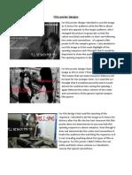 Film Poster Designs