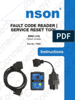 Bmw Fault Codes