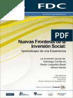 Nuevas Fronteras de La Inversión Social