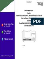 Service Manual Pacslink