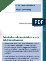 Desarrollo Moral.piaget y Kolhberg
