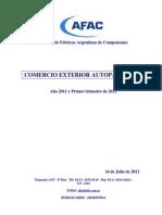 Comex Autopartes 2011 y 12-3 Meses _v3