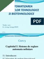 Curs 5 APTB 2014 Prezentare PPT