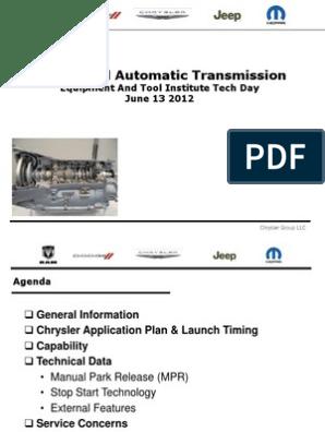 Mmm Zf 8hp Tranny | Manual Transmission | Transmission