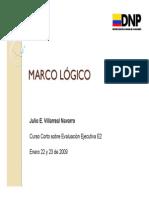 Metodologia MArco Logico JV