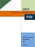 Plan de Capacitacion e Induccion Sena