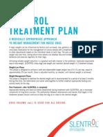 Final Treatment Plan