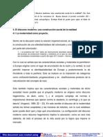 Romero, Jose - El discurso moderno una construccin social de la realidad.pdf