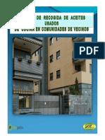 Reciclado de Aceites Usados GAVE Fenercom 2012