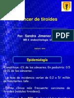 Cancer Tiroides Insn
