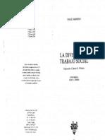 La División Del Trabajo Social - Emile Durkheim