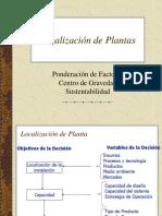 Tema 2 Localización de Plantas