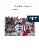 beginners guide to lacrosse