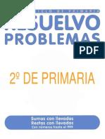 problemas mate 2° basico