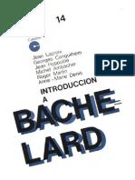 Lacroix, Jean et al - Introduccion a Bachelard.pdf