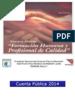 Cuenta Pública JTD 2014.ppt