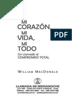 William MacDonald - Mi Corazon Mi Vida Mi Todo.