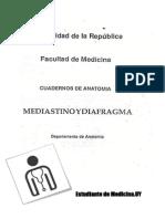 Libro de Cátedra - Mediastino y Diafragma
