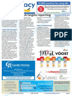 Pharmacy Daily for Tue 29 Apr 2014 - TGA targets reporting, Clinical trial training focus, PwC survey snapshots, PBAC recommends and much more