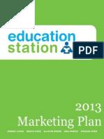 Education Station Marketing Plan