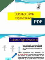 5 Cultura y Clima Organizacional