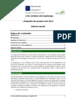 Informe Inicial Del Espárrago 2013