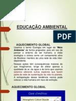 Aula - Educação Ambiental