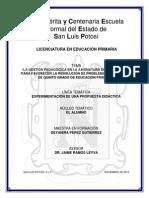 Esquema Deyanira Perez Gutierrez