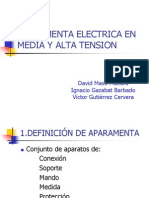 Aparamenta Electrica en Media y Alta Tension(2)