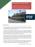 Betonform ErdoX - Articulo Tecnico 2012