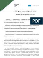 competencias galicia