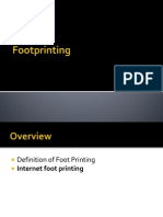 Chapter 2. Foot Printing