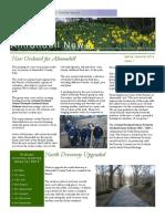 Almondell News - Spring Summer 2014