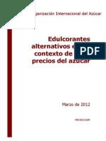 MECAS(12)04 - Alternative Sweeteners in a Higher Sugar Price Environment - Spanish