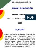 Clase 6.2 - Sesion 10 Operación de Cocción