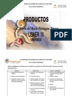 Productos Curso Español