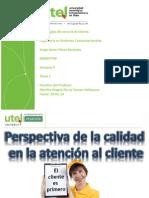 Perspectiva de La Calidad Del Servicio Al Cliente2.Docx