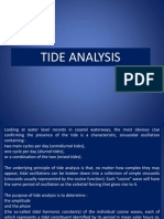 Tide Analysis