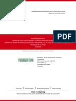 Políticas de Lucha Contra La Pobreza en México. Principales Resultados y Limitaciones. Redalyc