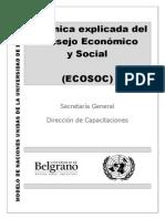 Dinámica de ECOSOC