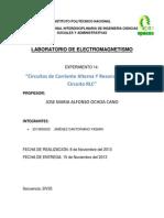 Electro Practica 14
