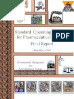 SOP Pharmaceutical Industries EMPRI 2005 12