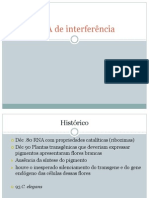 RNA de Interferência