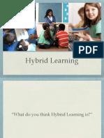 new hybrid presentation pdf